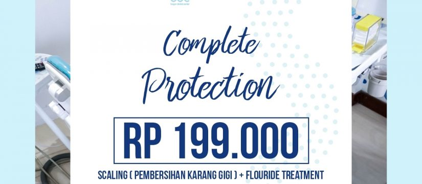 Promo Pembersihan Karang Gigi September 2017