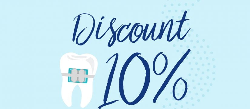 Promo Diskon 10% Pemasangan Kawat Gigi September 2017